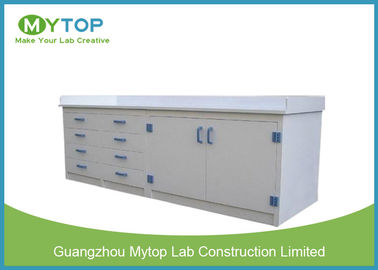 Clinic PP Modular Lab Furniture Chemical Resistance Lab Table For Laboratory